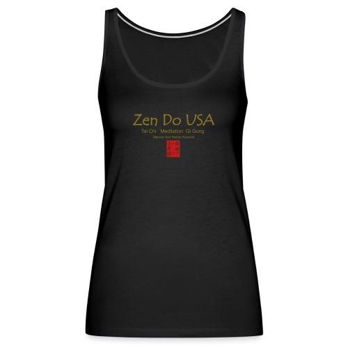 Zen Do USA - Women's Premium Tank Top