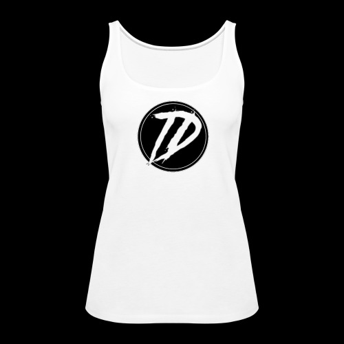Team DEBUG Logo - Women's Premium Tank Top