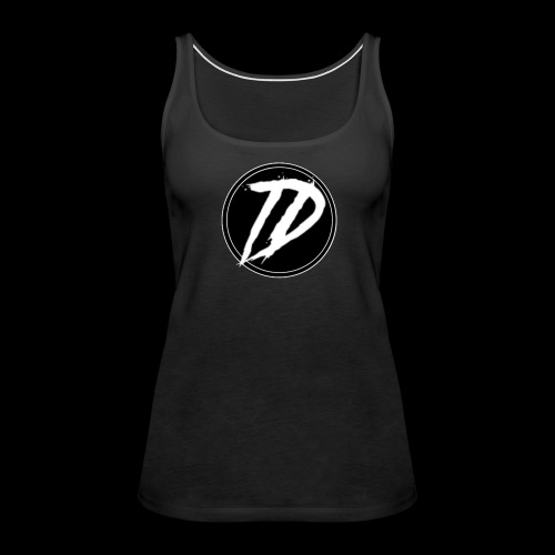 Team DEBUG Logo - Women's Premium Tank Top