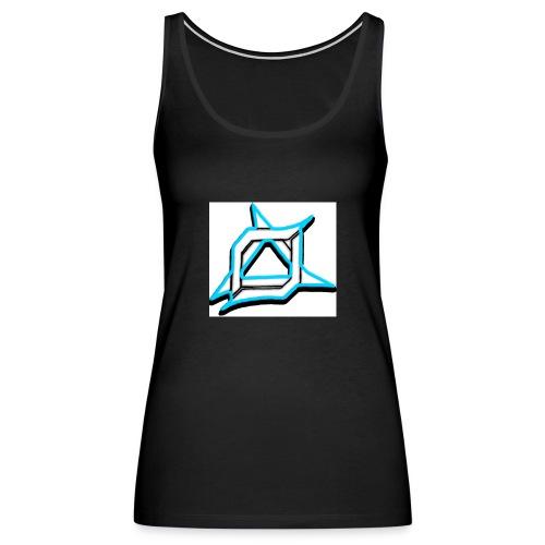 Oma Alliance Blue - Women's Premium Tank Top