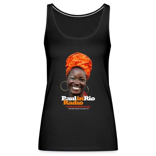 Paul in Rio Radio - Mágica garota - Women's Premium Tank Top