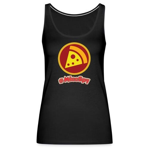 Pizza Port Explorer Badge - Women's Premium Tank Top