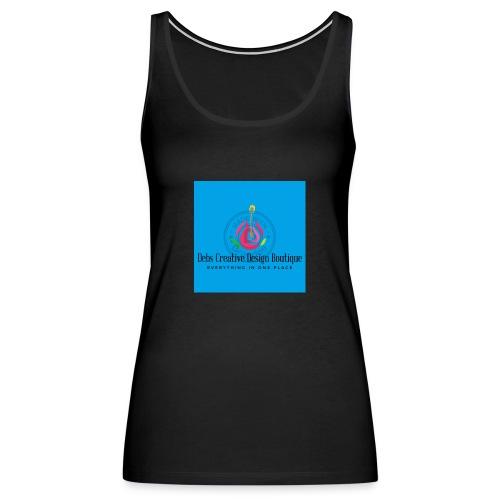 Debs Creative Design Boutique 1 - Women's Premium Tank Top