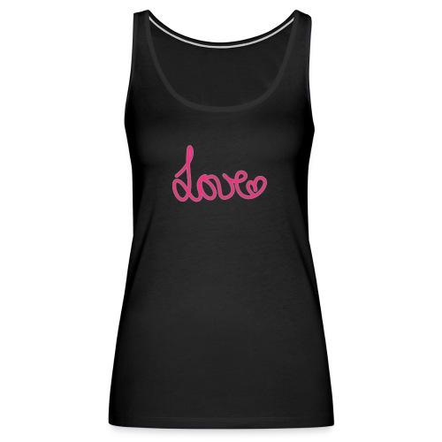 LOVE Susi - Women's Premium Tank Top