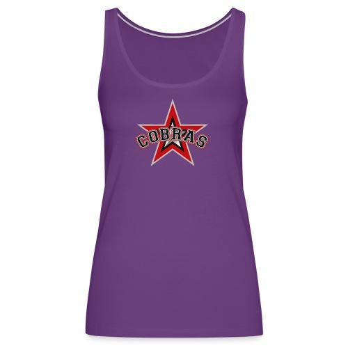 MJCC STAR ONLY LOGO - Women's Premium Tank Top
