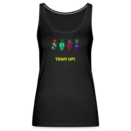 Spaceteam Team Up! - Women's Premium Tank Top