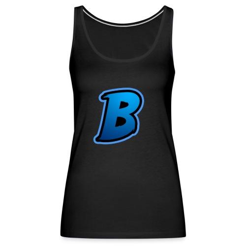 BradyBooneYT - Women's Premium Tank Top