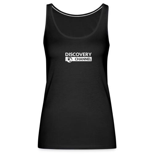 Team Discovery - Women's Premium Tank Top