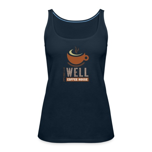 TWCH Verse Color - Women's Premium Tank Top