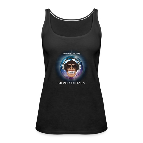 New we groove t-shirt design - Women's Premium Tank Top