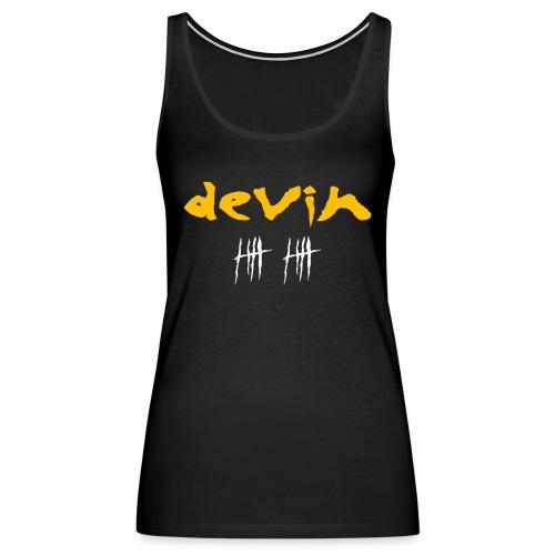 Devin - Women's Premium Tank Top