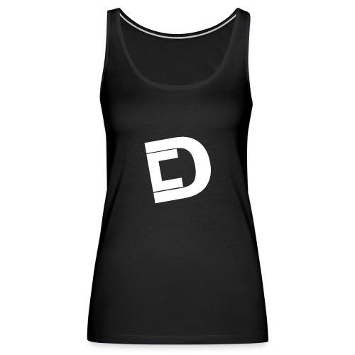DrewskysChannel Youtube Logo - Women's Premium Tank Top