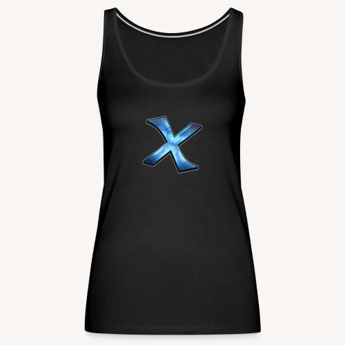 Predrax Ninja X Exclusive Premium Water Bottle - Women's Premium Tank Top