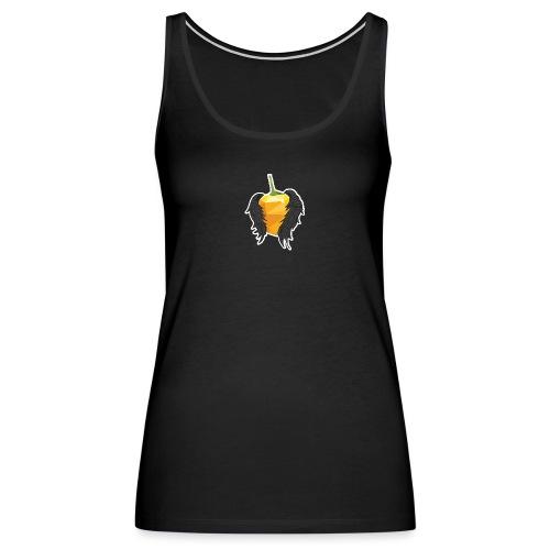 Hecking Habaneros Logo Only - Women's Premium Tank Top