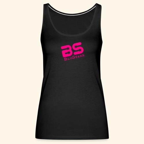 BSheavyTypeTilt - Women's Premium Tank Top