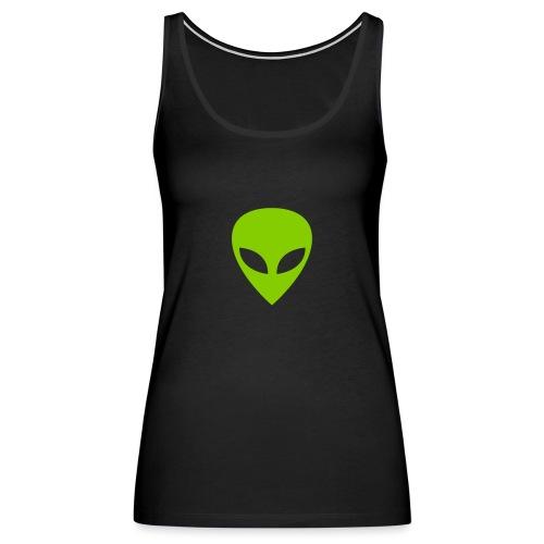 Alien - Women's Premium Tank Top