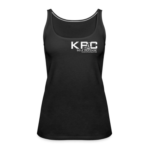 BigWHTkpc1 png - Women's Premium Tank Top
