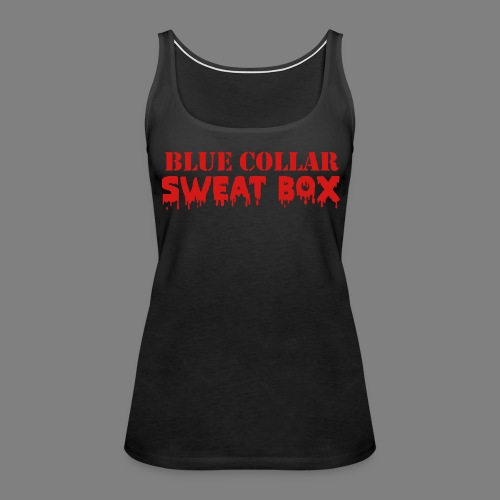 sweat box - Women's Premium Tank Top