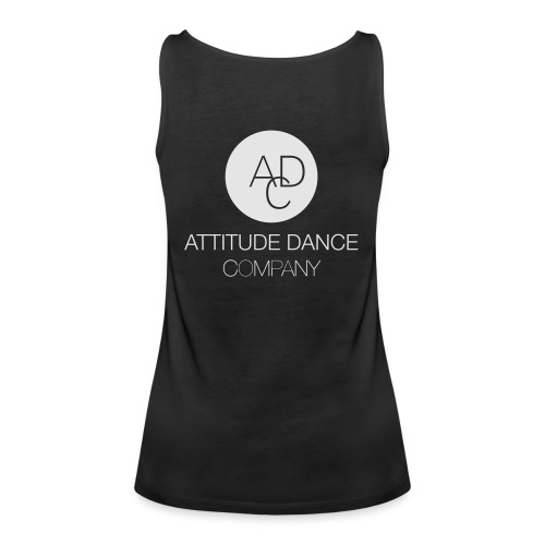 ADC Logo - Women's Premium Tank Top