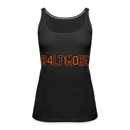 B4LT1M0RE - Women's Premium Tank Top