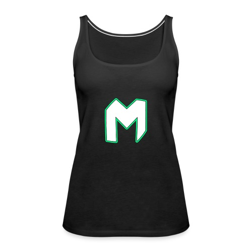 Player T-Shirt | Lean - Women's Premium Tank Top