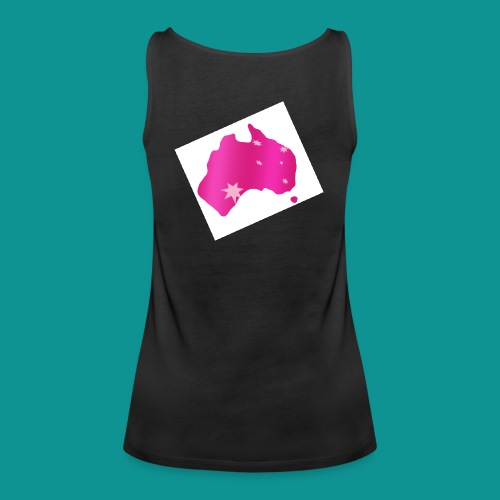 Pink Aussie - Women's Premium Tank Top