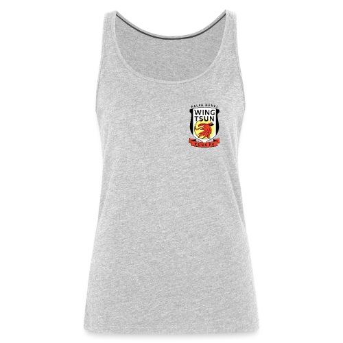 wingtsunkungfu logo - Women's Premium Tank Top