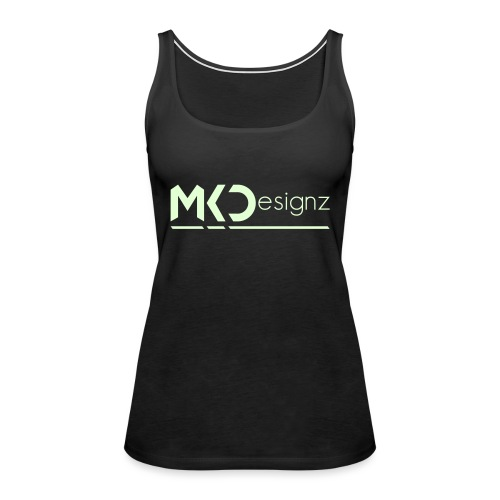 Mkdesignz Official - Women's Premium Tank Top