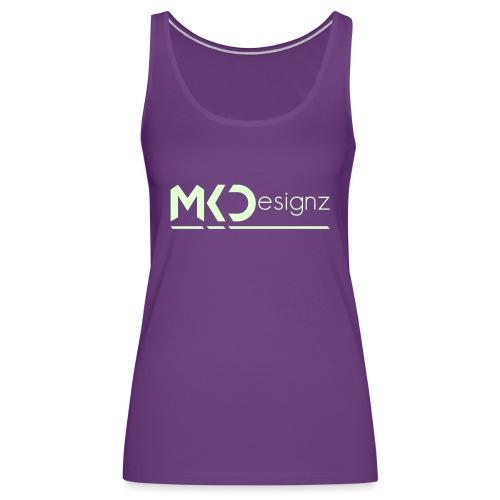Mkdesignz Official - Women's Premium Tank Top
