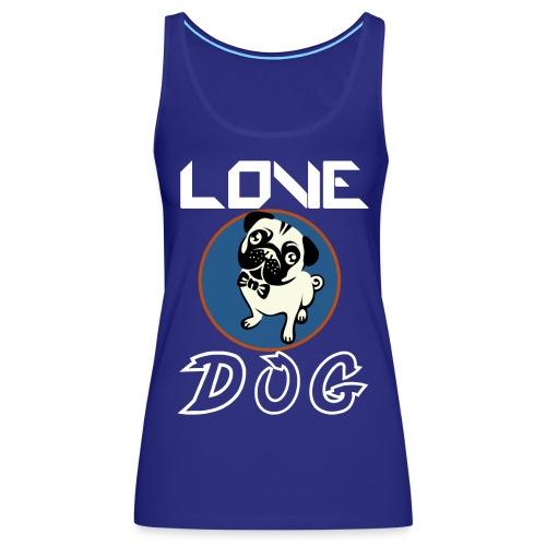 dog is love - Women's Premium Tank Top