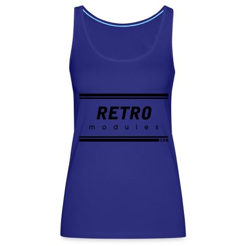 Retro Modules - Women's Premium Tank Top