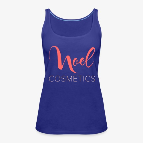 Noel Cosmetics™ Early Bird Merch - Women's Premium Tank Top