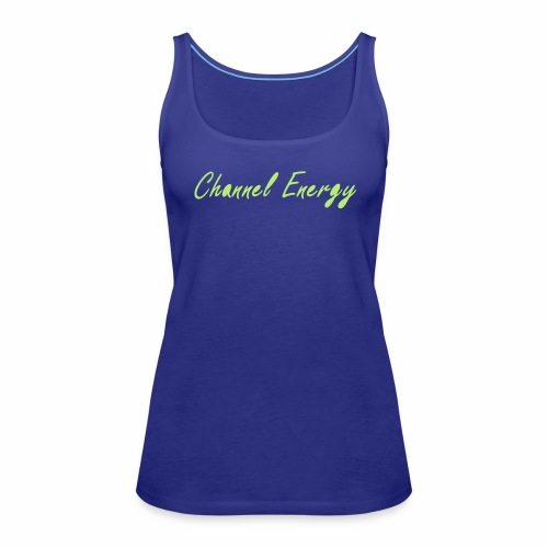 Simply Channel Energy - Women's Premium Tank Top