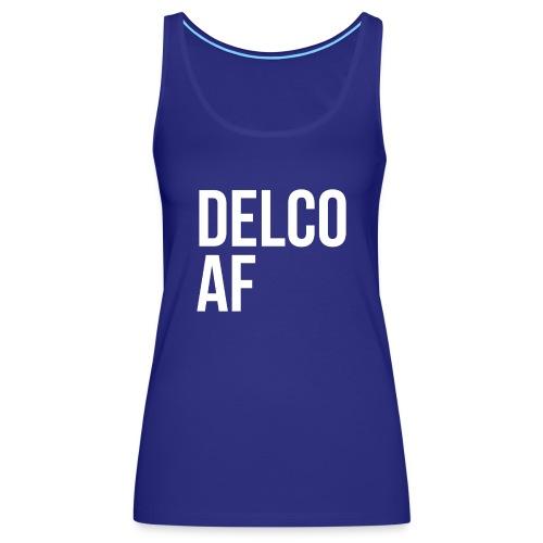 DELCO AF - Women's Premium Tank Top