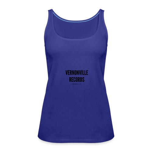 VERNONVILLE RECORDS BROOKLYN,NY - Women's Premium Tank Top