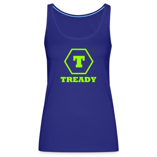 Tready - Women's Premium Tank Top