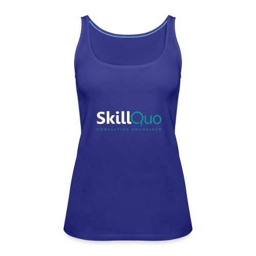 Consulting Unchained - EcoFriendly - Women's Premium Tank Top