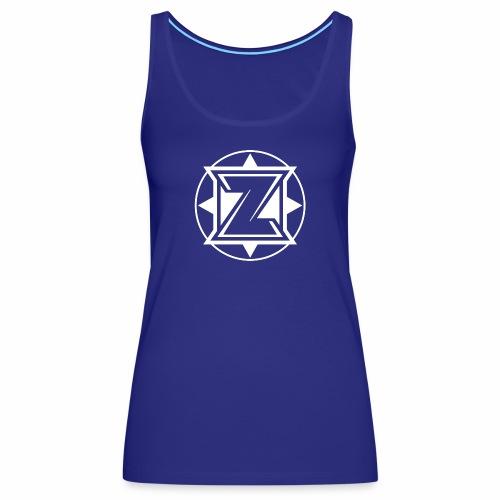 ZRS Emblem - Women's Premium Tank Top