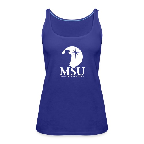 MorningStar College Theology - Women's Premium Tank Top