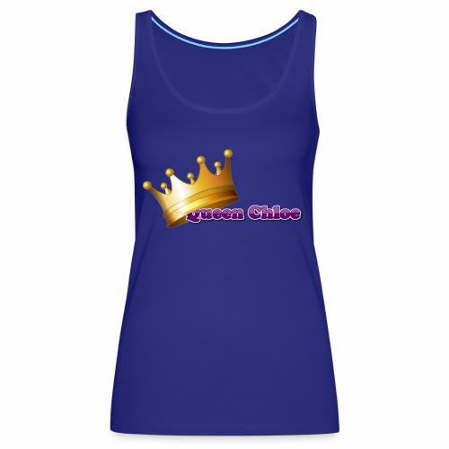 Queen Chloe - Women's Premium Tank Top