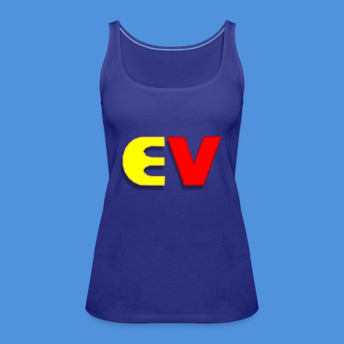 Entoro Vace Logo - Women's Premium Tank Top