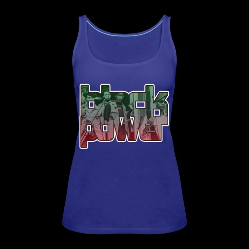 Black Power - Women's Premium Tank Top