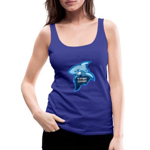 Tides Logo - Women's Premium Tank Top