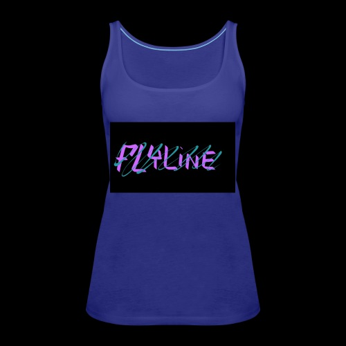 Flyline fun style - Women's Premium Tank Top