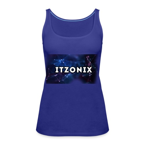 THE FIRST DESIGN - Women's Premium Tank Top