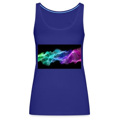 ws Curtain Colors 2560x1440 - Women's Premium Tank Top