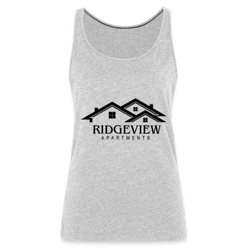 Ridgeview Apartments - Women's Premium Tank Top