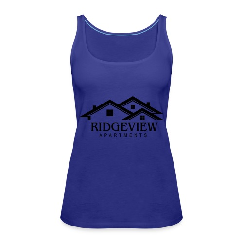 Ridgeview Apartments - Women's Premium Tank Top