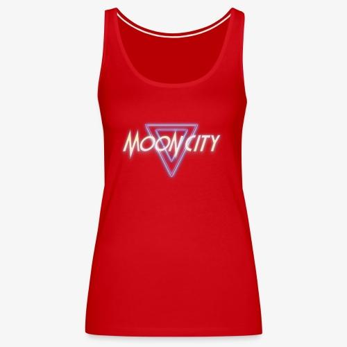 Moon City Logo - Women's Premium Tank Top