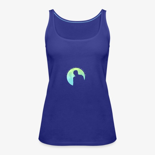 EDEN i think you think too much of me Design - Women's Premium Tank Top